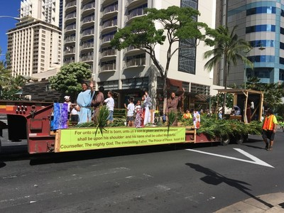 FAMILY DAY PARADE (GOD'S OHANA DAY PARADE)